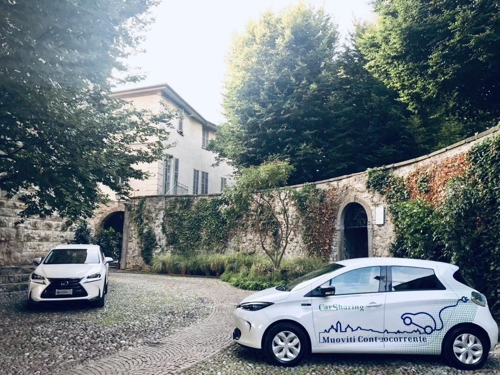 Lozza SpA e Base ALD Bergamo in strada per 'I Maestri del Paesaggio' 2019